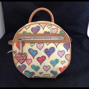 Dooney & Bourke Hearts Backpack